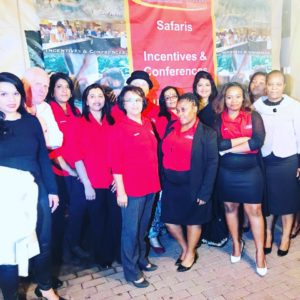 GLOBAL Fully Escorted Tours 2018 took centre stage at Bangkok Wok Pietermaritzburg Mon 4 Dec 2017.